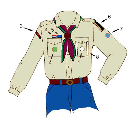 scouts scouting en overige kleding beyloo ter